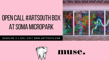 Open Call For Art South's Container Box