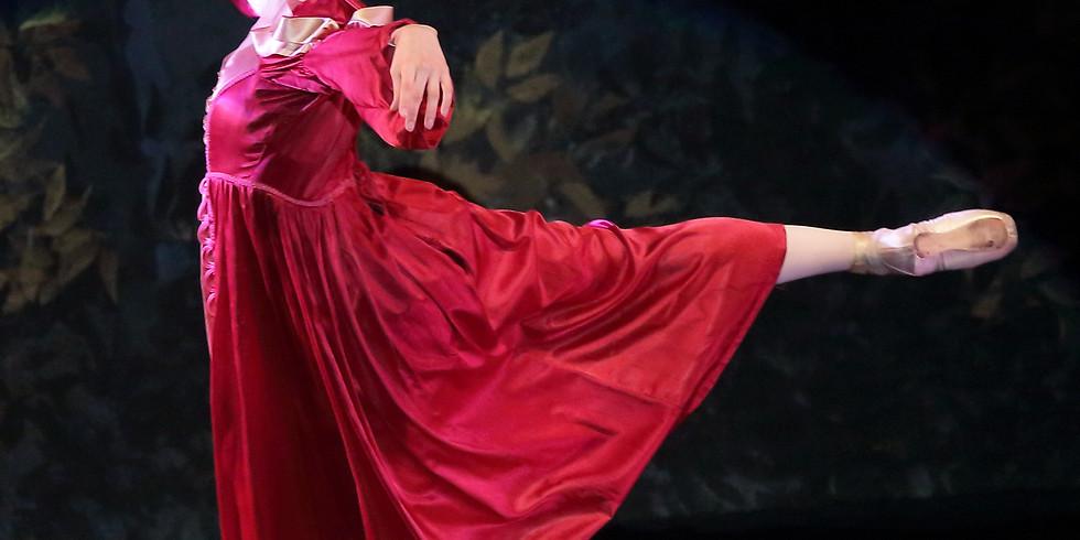 Ballet Frontier Presents A Midsummer Night's Dream