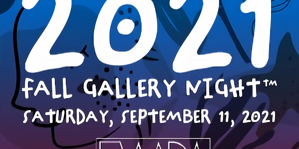 Fall Gallery Night