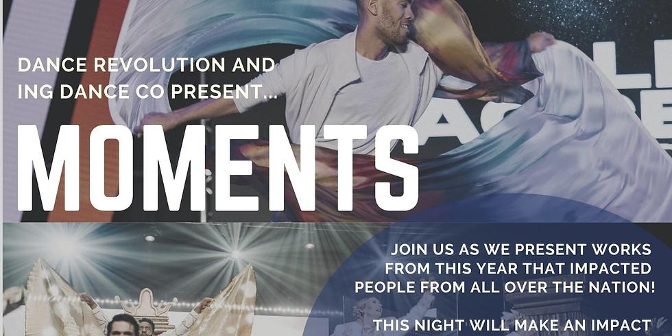 Dance Revolution presents: Moments