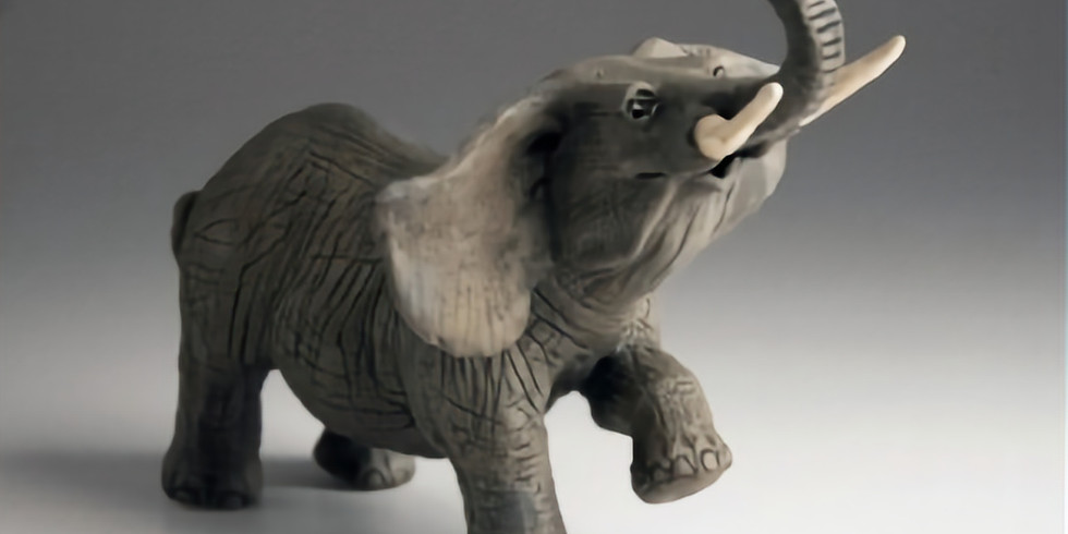 Stormie Parker Artist Talk - Endangered Species