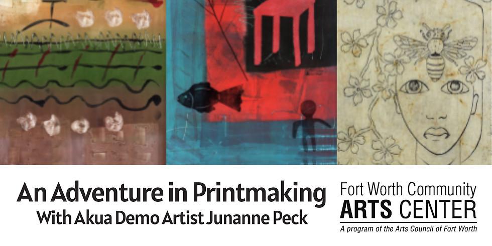 An Adventure in Printmaking Workshop