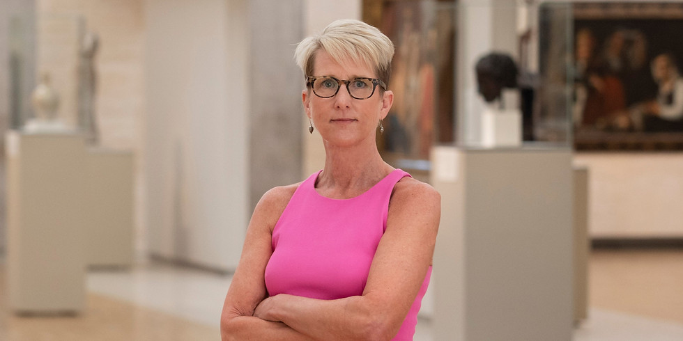 Boxed Lunch Interview Series-Jennifer Casler-Price, Curator of Asian, African, and Ancient American Art