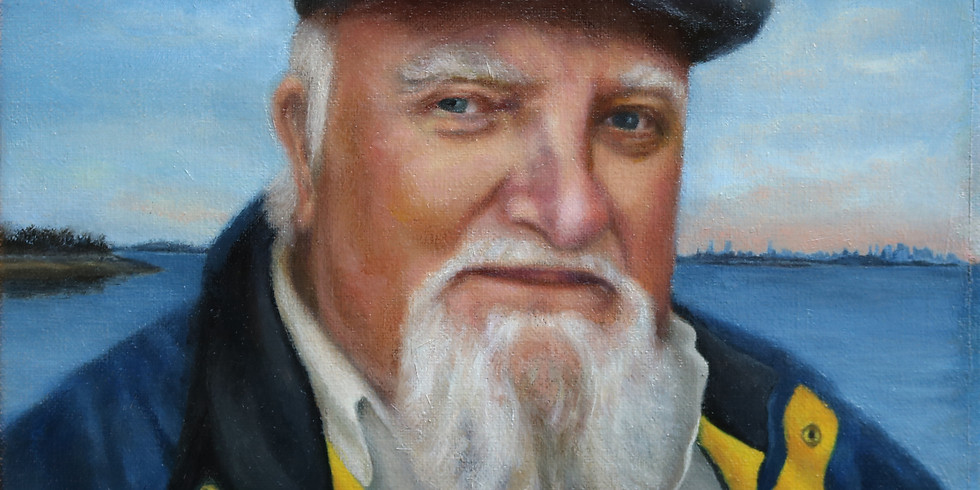 Live-Model Realistic Oil Painting Portraiture Two-Day Workshop