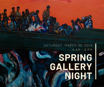 Spring Gallery Night at the Fort Worth Community Arts Center