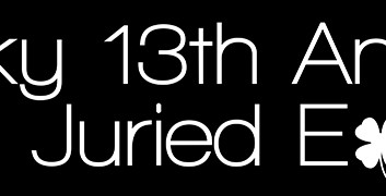 Lucky 13th Annual TAC Juried Exhibit Call for Entry
