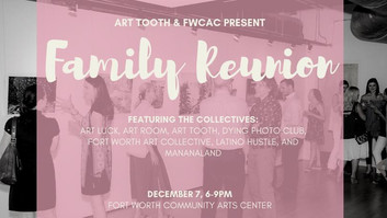 Family Reunion presented by Art Tooth