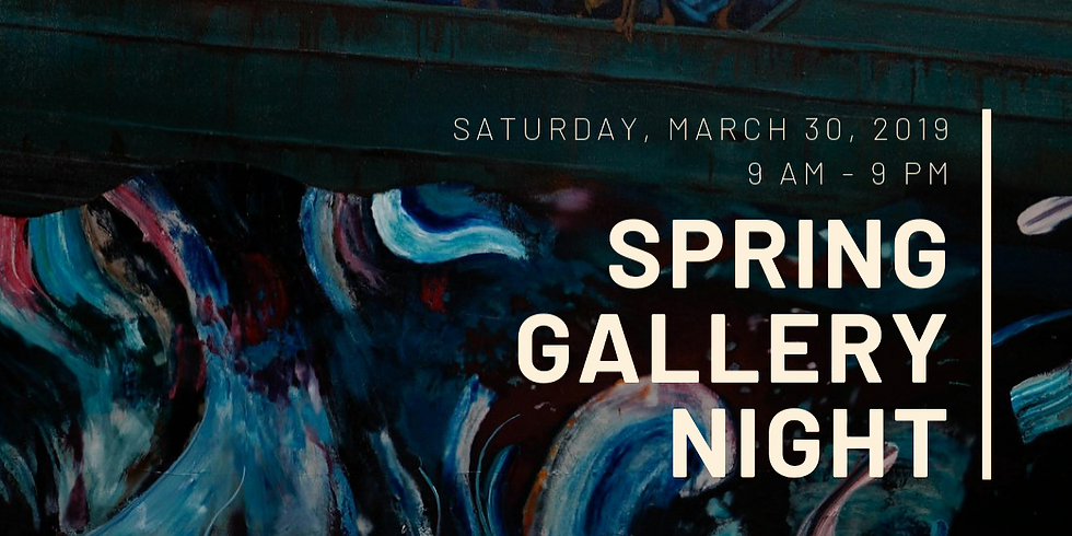 Spring Gallery Night by Fort Worth Art Dealers Association