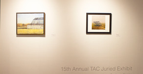 TAC 15th Annual Juried Exhibition
