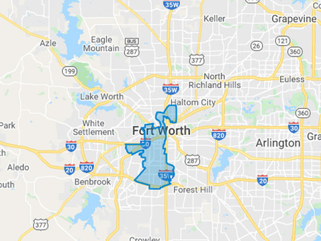 Fort Worth City Council, District 9