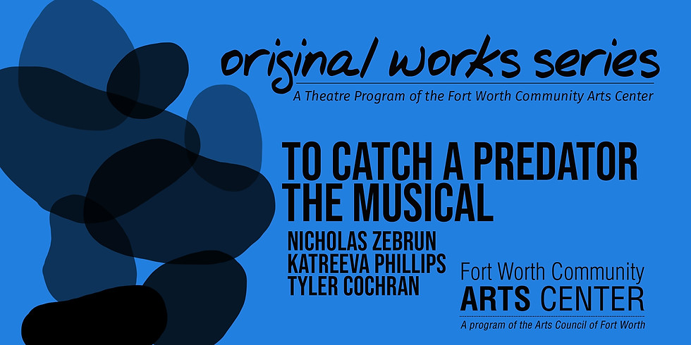 Original Works Series Readings - TO BE RESCHEDULED