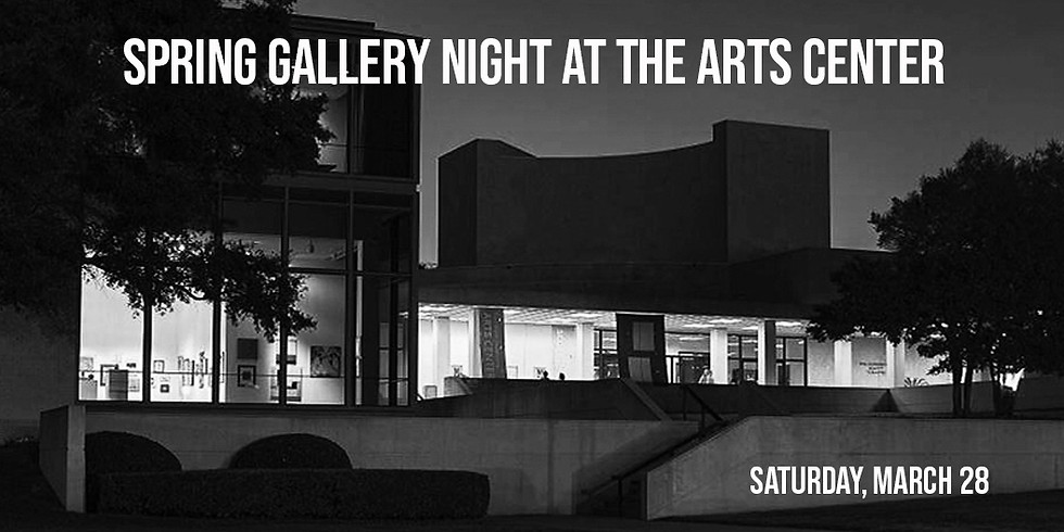 Spring Gallery Night-CANCELLED