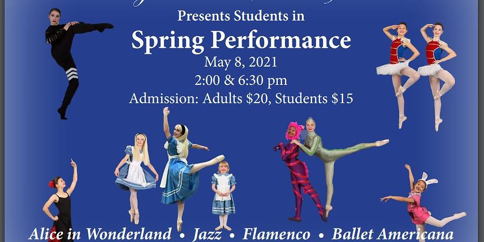 Margo Dean School of Ballet Spring Performance