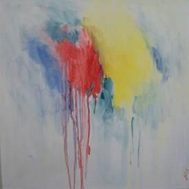 Bleeding Heart by Gloria Sepp