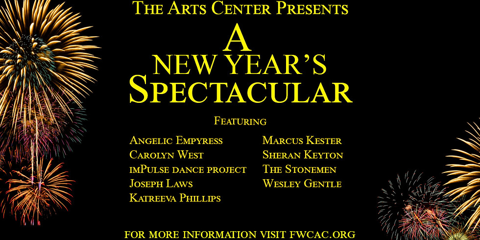 A New Year's Eve Spectacular!