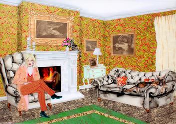 Art 7 Gallery:GIRLS AND GUISE byLisa Krannichfeld