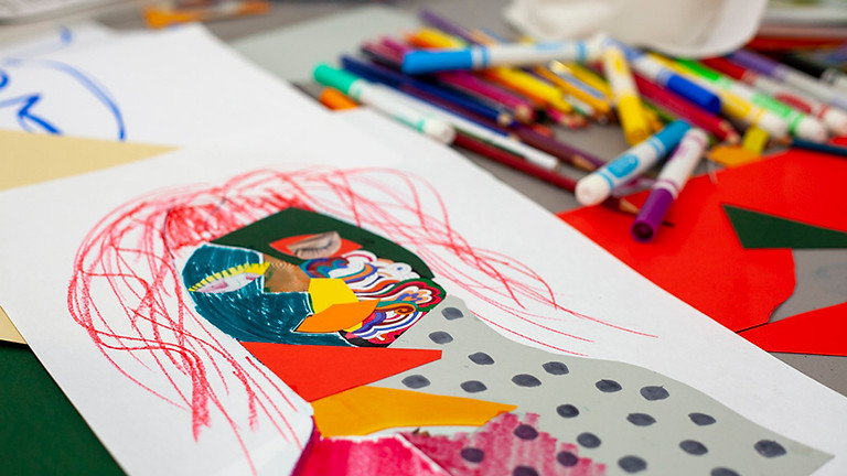 Workshop: Who Are You? with Art Room Oct. 16 and 23rd, Ages: 5-8 years old