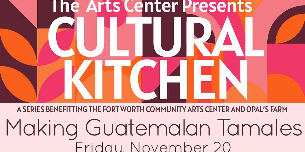 Cultural Kitchen-Making Guatemalan Tamales