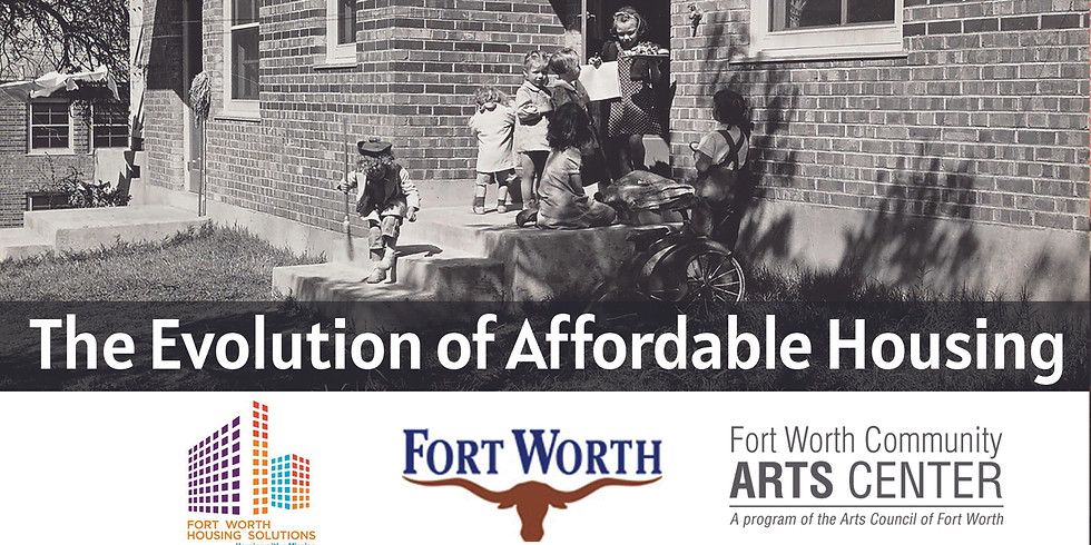 The Evolution of Affordable Housing Panel Discussion