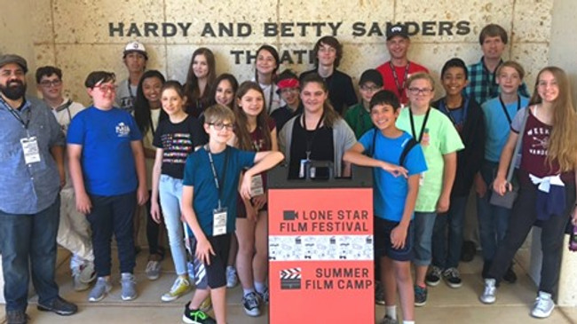 Lone Star Film Society Film Camp