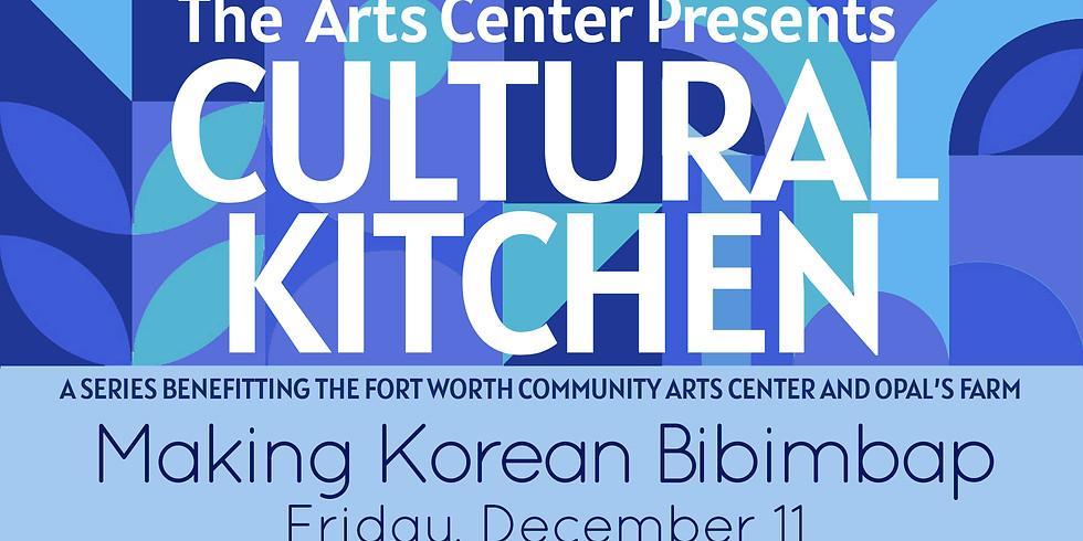 Cultural Kitchen-Making Korean Bibimbap