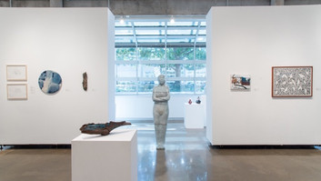 TCU: February Events Student Juried Shows