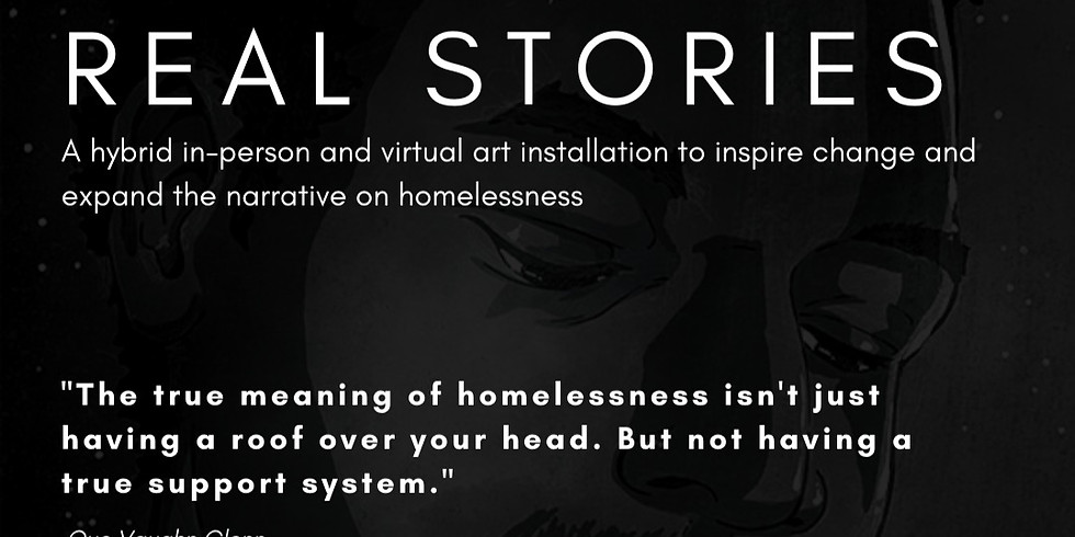 """Opening Reception for """"Real Stories"""" curated by CoAct"""