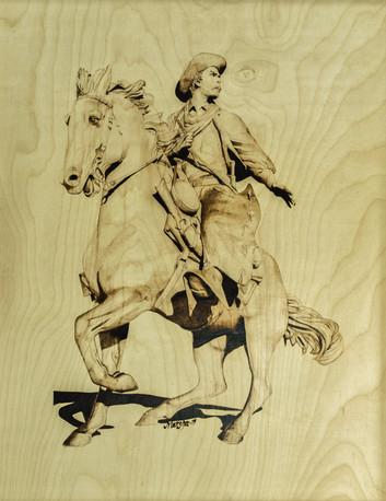 Western Roots by Marsha Wilson