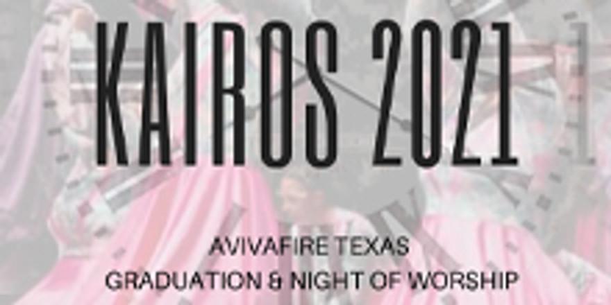 Avivafire Texas Graduation and Night of Worship
