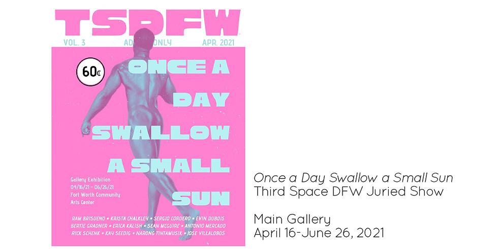 Third Space DFW Reception