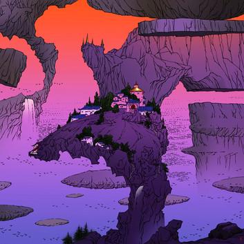 Nested Realms by Hugo Shi