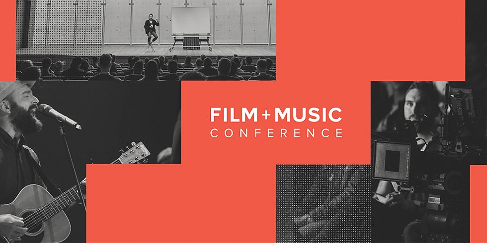 Musicbed Film + Music Conference