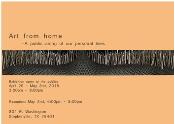 Art from home: A public airing of our personal lives