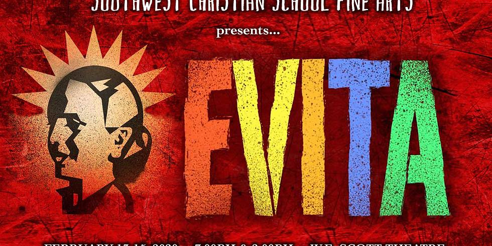 Southwest Christian School Presents Evita
