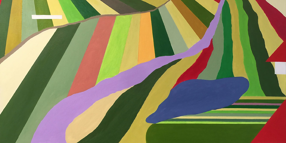 Landscapes Inspired by Art History by Don Matheson