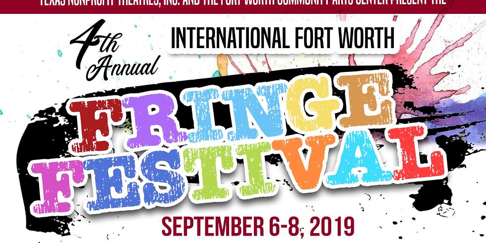 2019 Fort Worth Fringe Festival