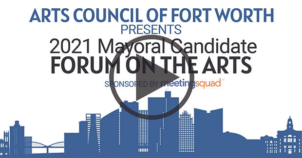 Mayoral Forum FB Cover Image play button