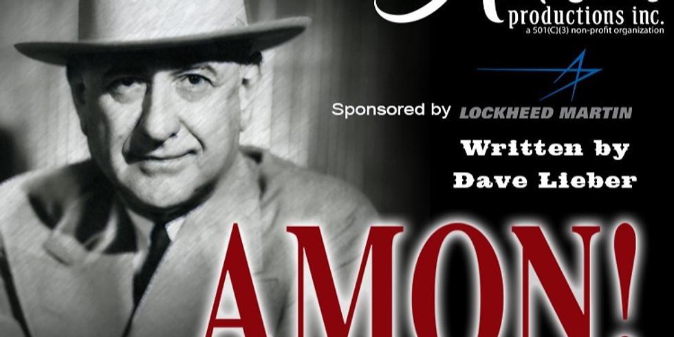 Amon! The Ultimate Texan