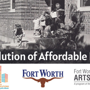 The Evolution of Affordable Housing