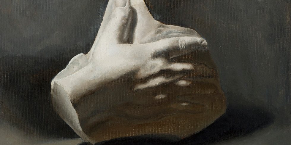 Grisaille Painting Workshop - by Michael and Audra Pianta