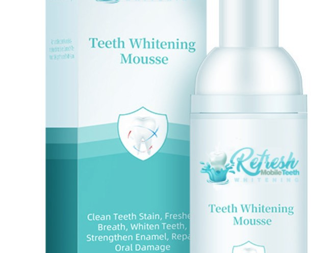 Teeth Whitening Mousse