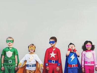Kids Superhero Stories