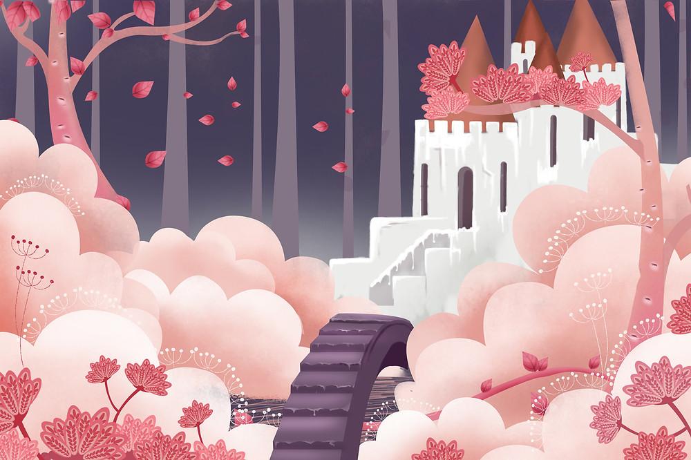 Children Stories - Princess Emma's Castle