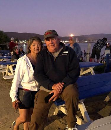 Jen & Mark Half Moon Bay Cruise Out Sept 13-15, 2019