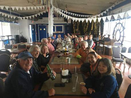 Sausalito Crusing Club August 17, 2019