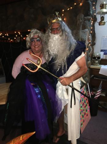 Benicia YC Halloween Party October 2019