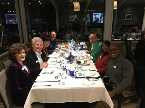 Annual Installation Dinner November 2019