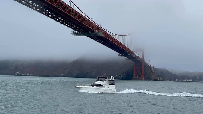 HMB cruise out Sept. 2021