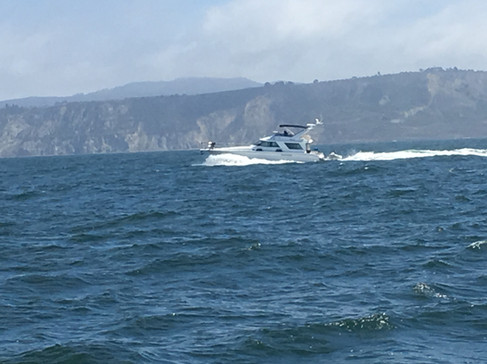 Half Moon Bay Cruise Out Sept 13-15, 2019