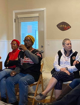Superbowl Party & Chili Cookoff, Feb. 2, 2020